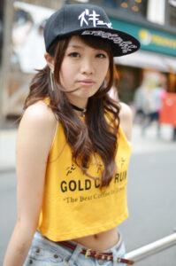 Featured Model#03海南波さん