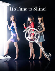PerfumeがVOGUE JAPAN (ヴォーグ ジャパン) 11月号に登場